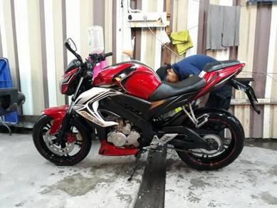 Demak skyline 200 RR DUKE FZ150