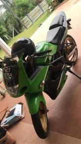 Kawasaki rr 150 for sale
