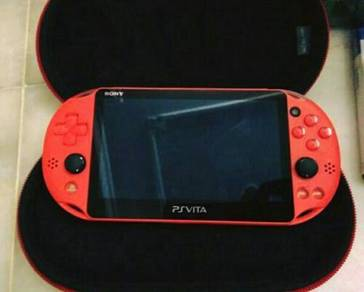 PS Vita (2K/Slim) Neon Orange