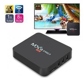 Mx (CNY PROM0) 4K hd tv decoder box pro