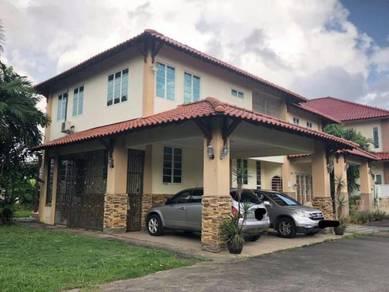 Rumah Banglo 2 Tingkat Pusat Bandar Kota Bharu (Luas Tanah 0.5 ekar)