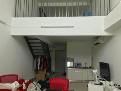 Freehold Duplex iSovo Icity Seksyen 7 Shah Alam