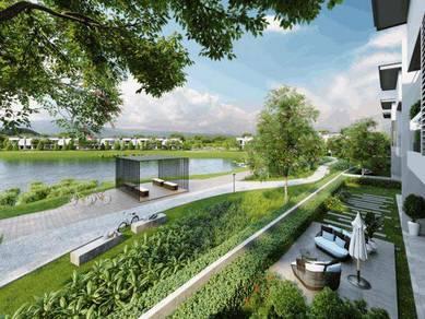 [INDIVIDUAL TITLE] Cyberjaya New 2 Storey terrace Landed House 22x70