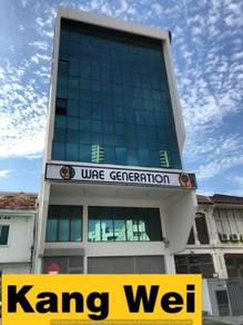 5 Storey Building At Macalister Georgetown With Lift - Commercial