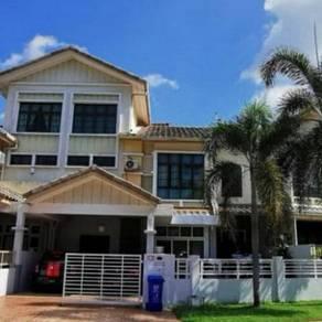 3 storey superlink alam villa seksyen 7, shah alam for sale