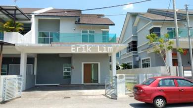 [ SP Saujana ] Brand New 2S Semi-Detached House SELL AT LOSS