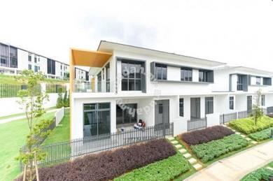 Double Storey Semi-D ENDLOT at Eco Ardence , Setia Alam(Pavilion Home)