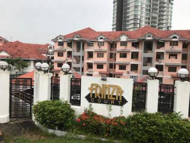 Frinza Court Apartment at Abdul Samad near Specialist Hospital, Johor