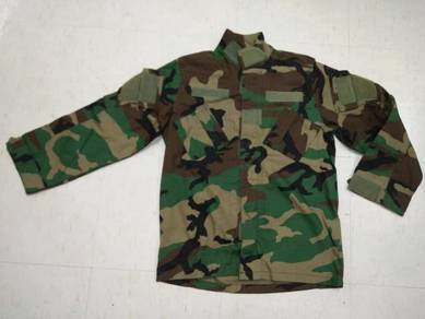 Camo Jacket ARMY ASKAR KIDS SIZE