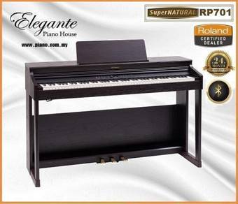 Roland RP-701 Bk/Dr SuperNATURAL Digital Piano