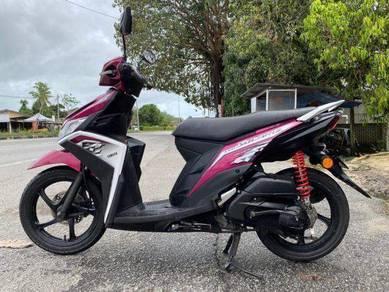 Yamaha solariz 2019