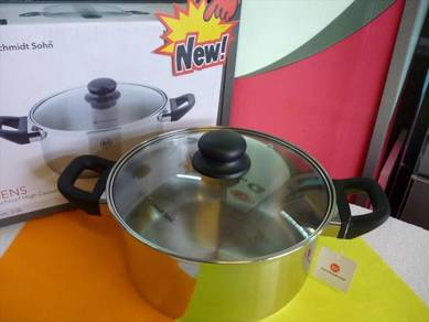 New Carl Stainless Steel POT 3L