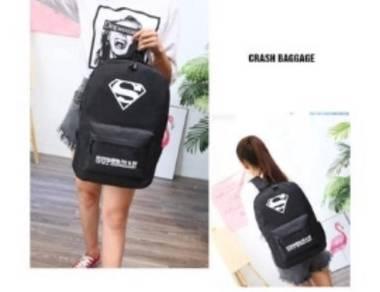 Superman Glow in the dark Bag