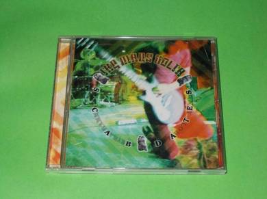 CD THE MARS VOLTA : Scabdates Album (Live) 2005