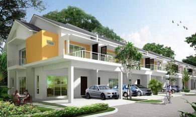 NEW 22X85 Morden Design landed 2sty house