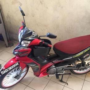 2014 Yamaha 115ZR