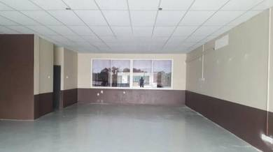 1st Floor Putatan Shoplot for rent