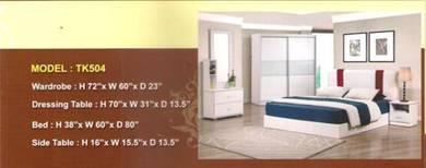 Future bed room set-8504