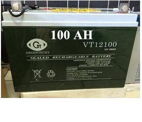 Solar Deep Cycle Battery 12v 100AH