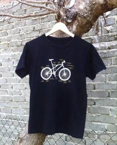Bycyle cycling tshirt