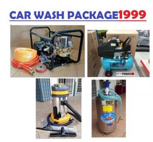 Europower Car Wash Package 1999