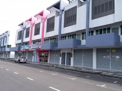 3 storeys New Shop, Taman Machang Bubok, BM