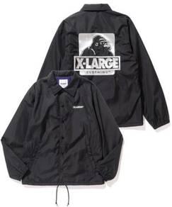 Xlarge Japan Coach Jacket