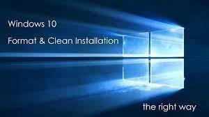 Install windows 10/7