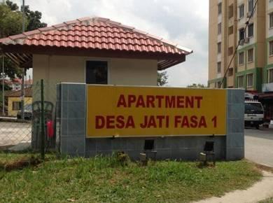 Desa jati apartment ,bandar baru nilai