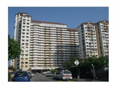 Eastern Court,Jelutong,Fully Furnished