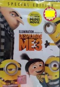 DVD Illumination Despicable Me 3 Special Edition