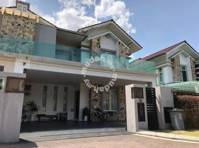 Taman Casa Amira 2 Storey Semi D (Fully Renovated) Fully Furnished