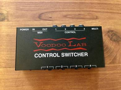 Voodoo Lab Control Switcher USA