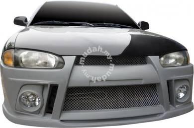 Proton Wira V-Design Front Bumper PU