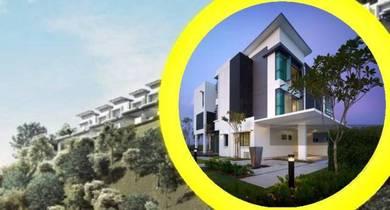 Semi D Seremban 2 Hill Top Living - Resort Living Style