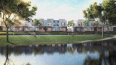 [Lake View] Freehold Cyberjaya New Double Storey Terrace House 5R4B