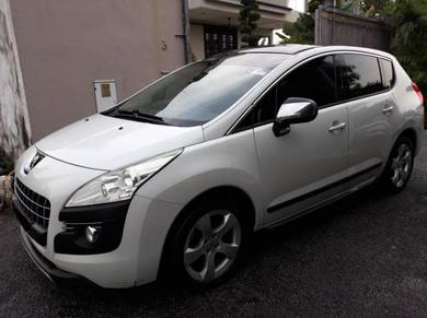 Used Peugeot 3008 for sale