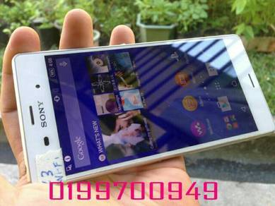 SONY XPERIA Z3 3+32gb w/proof
