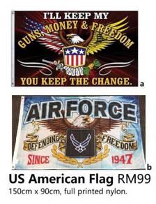 US America Flag