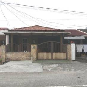 Single Storey Fully Renovated Terrace House