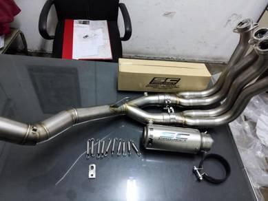 Yamaha r1 ekzos exhaust yamaha R1 full system