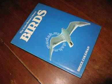 (B109) Old Book - BIRDS
