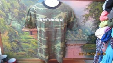 Baju army sze M