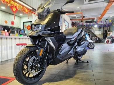 BMW C400X ABS ShowRoom Condition Bike /Xmax/Elegan
