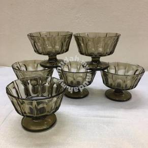 Dessert Glass Bowl 8 Pcs