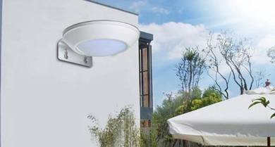 Microwave Radar Motion Sensor Solar Light