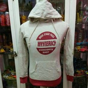 Vintage 90's Hysterics Back Stage Pass Hoodies