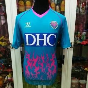 Warrior Sagantosu J League DHC Green Pink Jersey