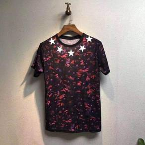 GIVENCHY STAR T-Shirt (imported)