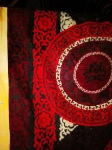 Carpet bersaiz besar nk diletgo